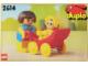 Original Box No: 2614  Name: Mother and Baby with Pram
