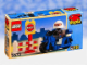 Original Box No: 2673  Name: Motorcycle Patrol