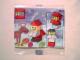 Original Box No: 2873  Name: {Small Santa Claus} polybag