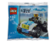 Original Box No: 30013  Name: Police Quad polybag