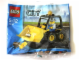Original Box No: 30151  Name: Mining Dozer polybag