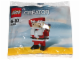 Original Box No: 30182  Name: Santa polybag