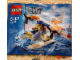 Original Box No: 30225  Name: Seaplane polybag