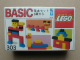 Original Box No: 303  Name: Basic Building Set