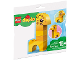 Original Box No: 30329  Name: My First Giraffe polybag