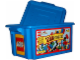 Original Box No: 3033  Name: Basic Bulk Tub (American Version)