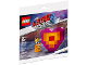 Original Box No: 30340  Name: Emmet's 'Piece' Offering polybag