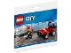Original Box No: 30361  Name: Fire ATV polybag