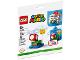 Original Box No: 30385  Name: Super Mushroom Surprise - Expansion Set polybag