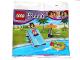 Original Box No: 30401  Name: Pool Foam Slide polybag