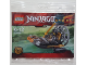 Original Box No: 30426  Name: Stealthy Swamp Airboat polybag