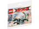 Original Box No: 30428  Name: Green Ninja Mech Dragon polybag