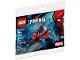 Original Box No: 30451  Name: Spider-Man's Mini Spider Crawler polybag