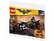Original Box No: 30526  Name: The Mini Ultimate Batmobile polybag