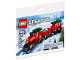 Original Box No: 30543  Name: Christmas Train polybag