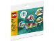 Original Box No: 30545  Name: Fish Free Builds - Make It Yours polybag