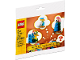 Original Box No: 30548  Name: Build Your Own Birds - Make it Yours polybag