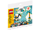 Original Box No: 30549  Name: Build Your Own Vehicles - Make it Yours polybag
