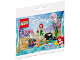 Original Box No: 30552  Name: Ariel's Underwater Symphony polybag