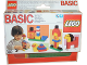 Original Box No: 310  Name: Basic Building Set