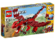 Original Box No: 31032  Name: Red Creatures