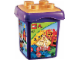 Original Box No: 3191  Name: 50 Jahre Anniversary DUPLO Bucket