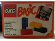 Original Box No: 325  Name: Basic Building Set - GKC 70th Birthday edition