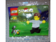 Original Box No: 3317  Name: German National Player polybag