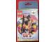 Original Box No: 3345  Name: Ninja #2 - Mini Heroes Collection