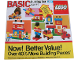 Original Box No: 337  Name: Basic Building Set