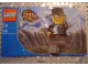 Original Box No: 3381  Name: Lord Sam Sinister, Chupa Chups Promotional polybag