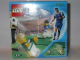 Original Box No: 3401  Name: Shoot 'n' Score - with ZIDANE / Adidas Minifigure