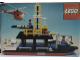 Original Box No: 373  Name: Offshore Rig with Fuel Tanker