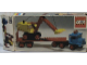 Original Box No: 383  Name: Truck with Excavator
