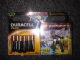 Original Box No: 3886  Name: Ryo Walker - Duracell 8 pack AAA Battery Promotion