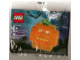 Original Box No: 40012  Name: Halloween Pumpkin polybag