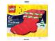 Original Box No: 40023  Name: Holiday Stocking polybag