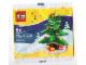 Original Box No: 40024  Name: Christmas Tree polybag