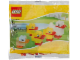 Original Box No: 40030  Name: Duck with Ducklings polybag