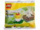 Original Box No: 40031  Name: Bunny and Chick polybag