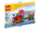 Original Box No: 40034  Name: Christmas Train polybag