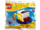 Original Box No: 40048  Name: Birthday Cake polybag