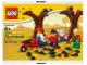 Original Box No: 40057  Name: Fall Scene polybag