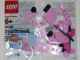 Original Box No: 40068  Name: Monthly Mini Model Build Set - 2013 08 August, Flamingo polybag