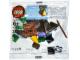 Original Box No: 40070  Name: Monthly Mini Model Build Set - 2013 10 October, Witch polybag