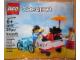 Original Box No: 40078  Name: Hot Dog Cart polybag
