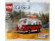 Original Box No: 40079  Name: Mini Volkswagen T1 Camper Van (VW Bus) polybag