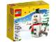 Original Box No: 40093  Name: Snowman