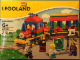 Original Box No: 40166  Name: Legoland Train