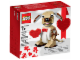 Original Box No: 40201  Name: Valentine's Cupid Dog